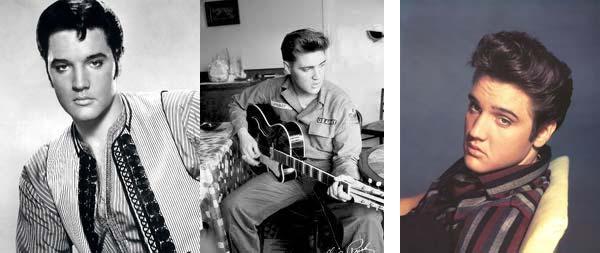 Elvis Presley fashion icon - a master of shirt fashion