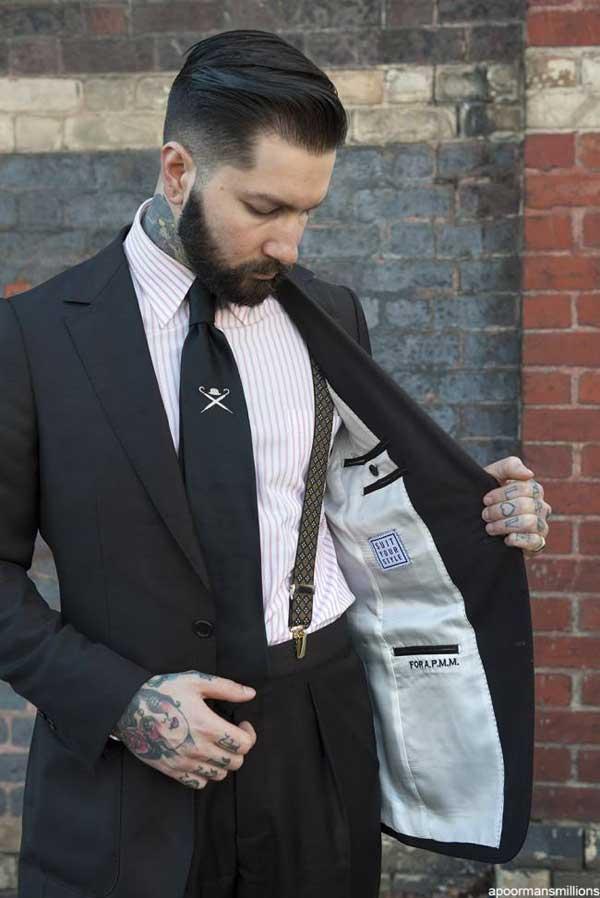 Braces Suspenders for men