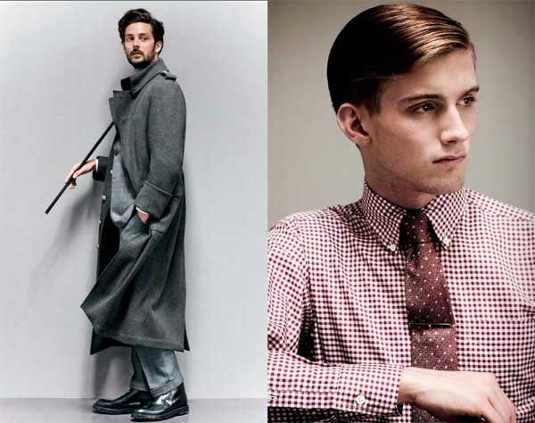 Canali Autumn Winter 2012 2013 collection 6