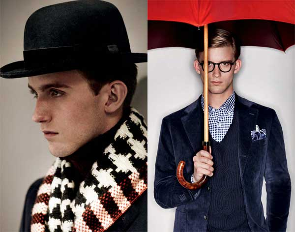 Canali Autumn Winter 2012 2013 collection 7