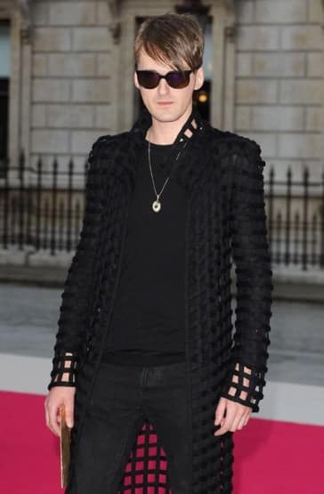Gareth Pugh, 2012 collection mens