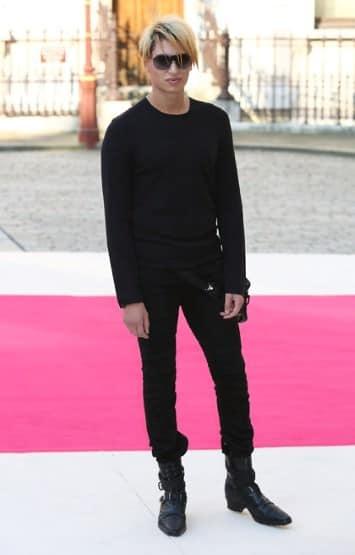 NAT WELLER, 2012 rock star fashion