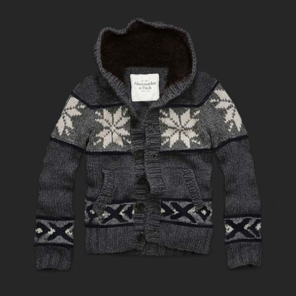 Abercrombie and Fitch Hoodies for men - winter style