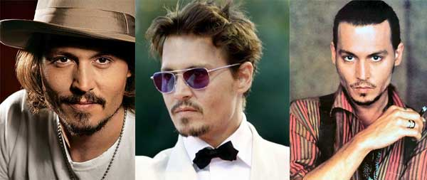 johnny depp style practical tips - how to get his look