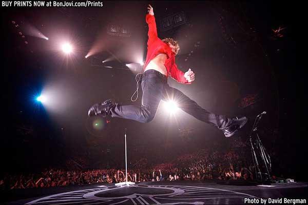 Jon Bon Jovi - World Tour 2013