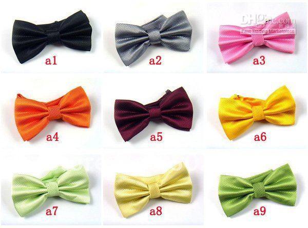 mens summer bow tie men