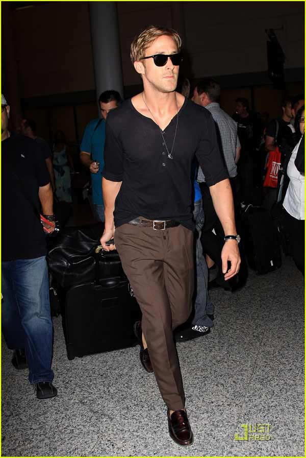 Airport-Fashion,ryan-gosling