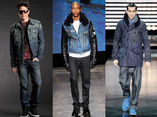 Does a denim jacket look good on a guy? - GirlsAskGuys