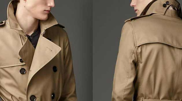 Trench Coats for Men - How to choose yours