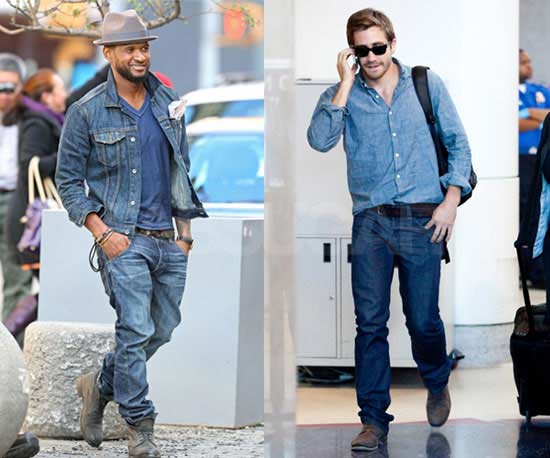 usher at airport