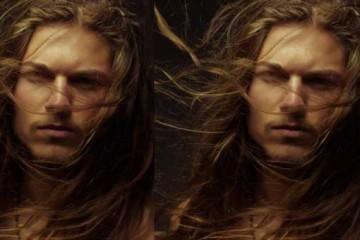 Long Hair is back for men - 2013