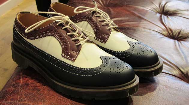 66ee445d0 Dr Martens Brogues - The Men's 3989 Shoes To Embrace - Men Style Fashion