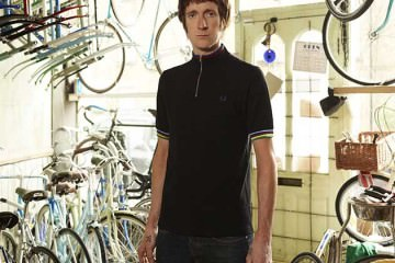 Bradley Wiggins for Fred Perry