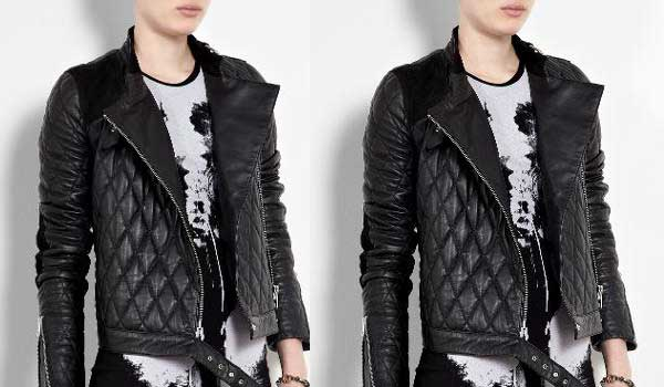 High fashion leather jackets men 37