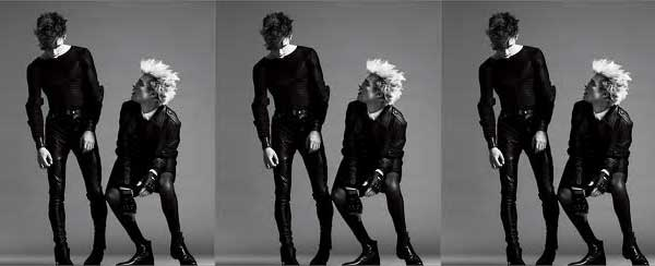 Men S Leather Trousers Do Men Look Good In Leather Trousers Men