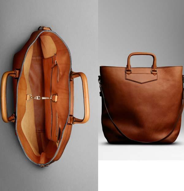 Burberry mans bag tote 2012
