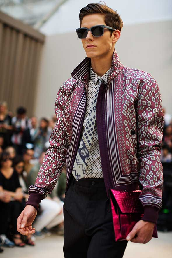 burberry collection for men 2013