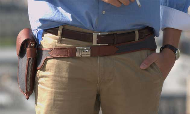 Holster-Belt,dallas,tv series