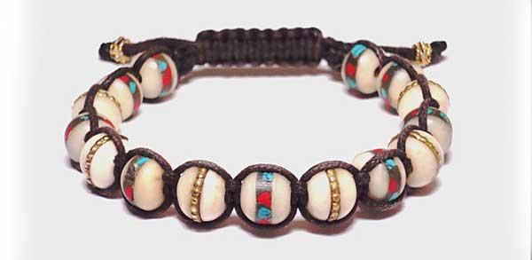 Yax Ox bracelet, very Johnny Depp