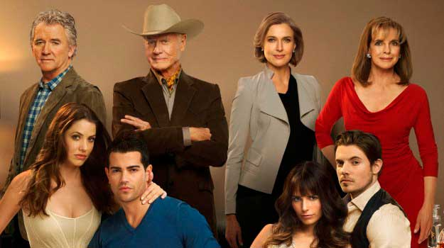 Dallas Tv Series Brings Western Fashion Revival Men