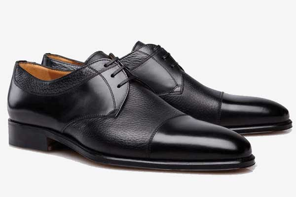 Nice Black Shoes for Interview