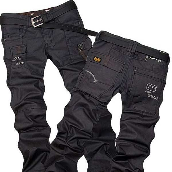 G-Star RAW JEANS - Straight fit pant jeans
