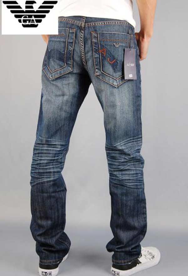Armani - comfortable jeans for men