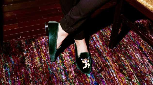 dress slippers for men