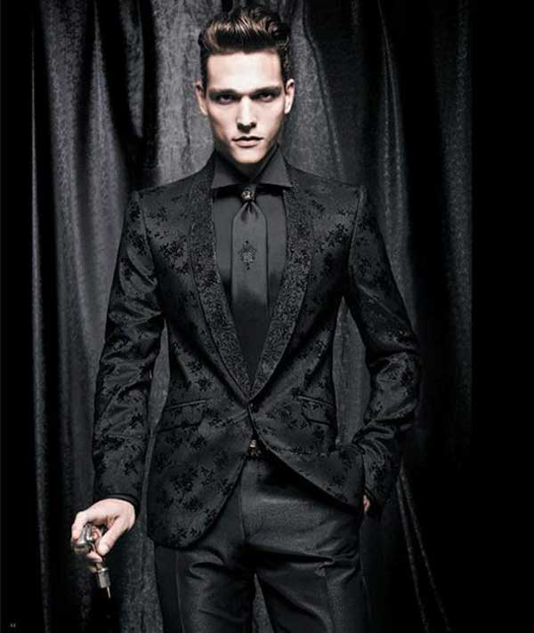 Men S Dinner Suits Ditch The Traditional Tux Men Style Fashion