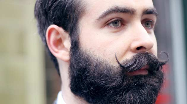 Chris Chasseaud beards