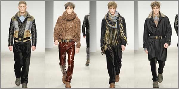 James Long Men Fall Winter - 2012/13