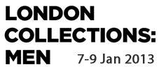 London Collections: Men - Jan 2013