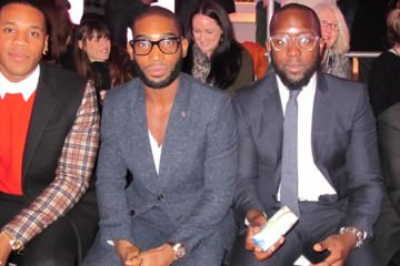 Tinie Tempah & Reggie Yates London Collections Men