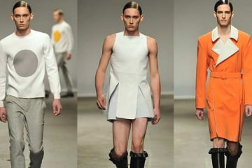 J.W. Anderson - London Collections: Men 2013