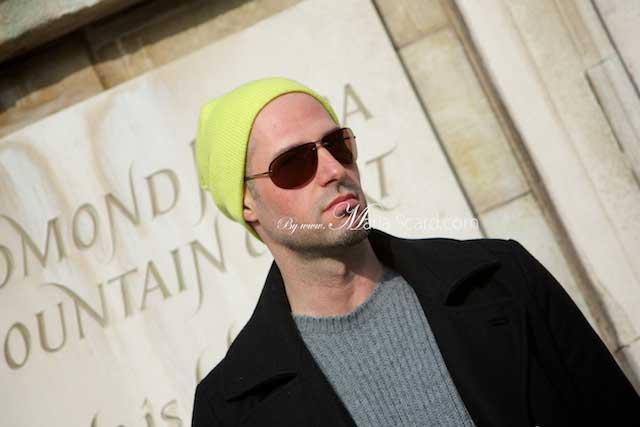 London Fashion Week -  Hats for men 2013
