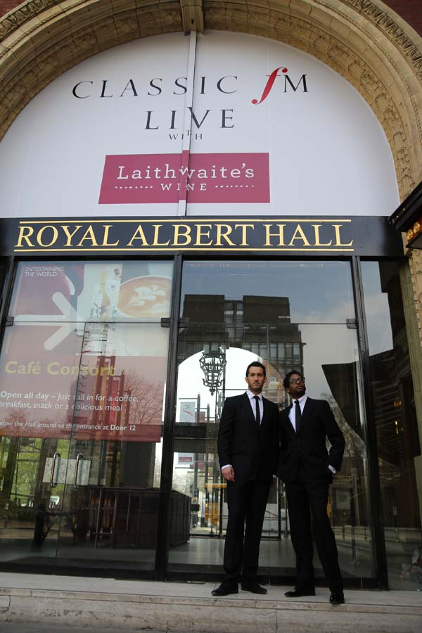 Royal Albert Hall - Classic FM Live Event - Amore - Styled By Fielding and Nicholson