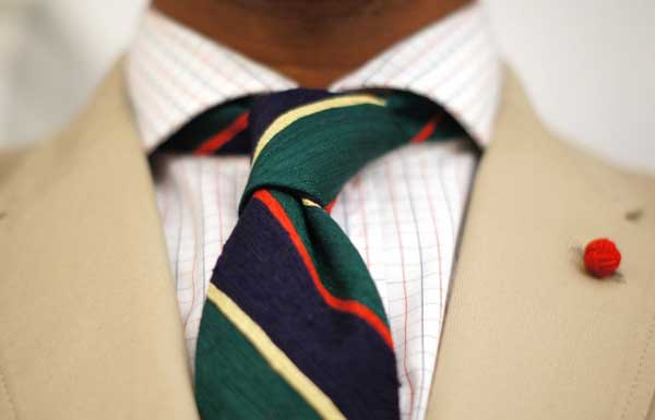 Ties for men vintage- school ties