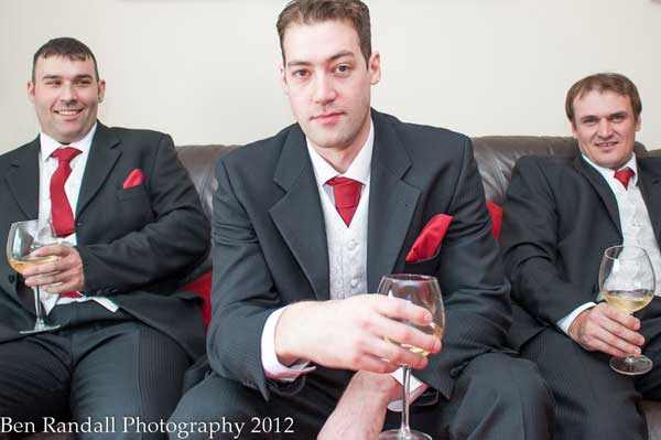 Grey wedding suits for men 2013 and white vests