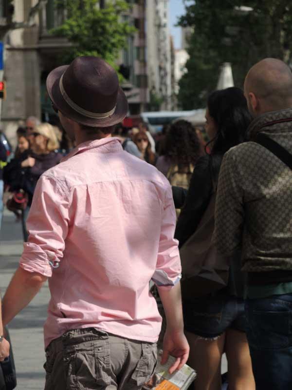 Pink shirts for men 2013
