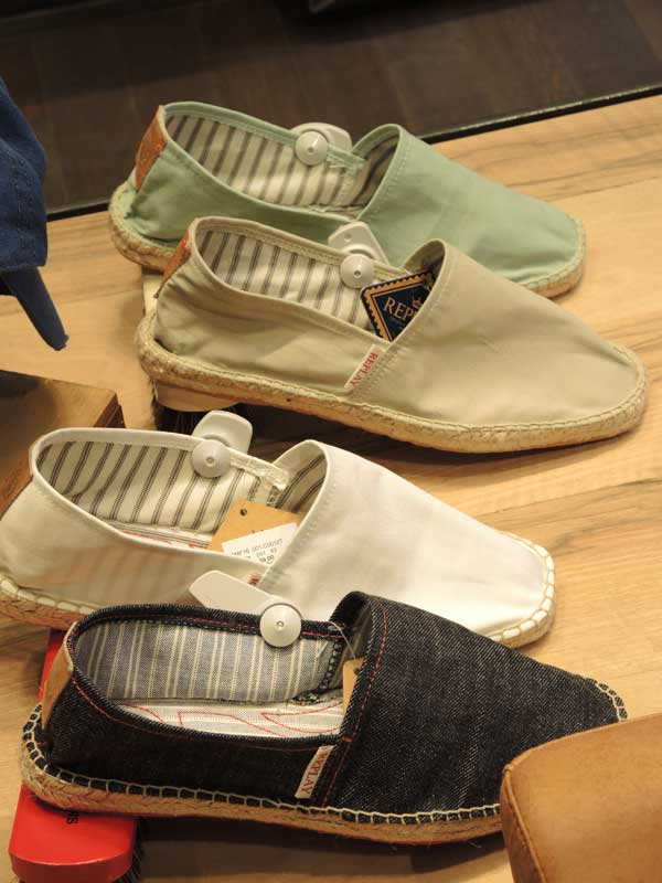 REPLAY - Green trainers for men 2013