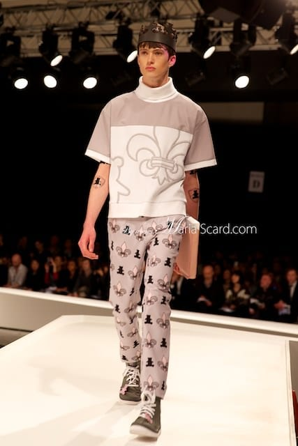 Bobby Abley - MAN Fashion East - London collections Men (3)