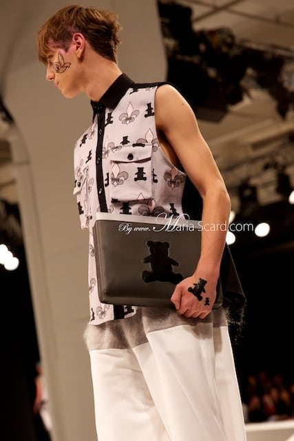 Bobby Abley - MAN Fashion East - London collections Men (6)