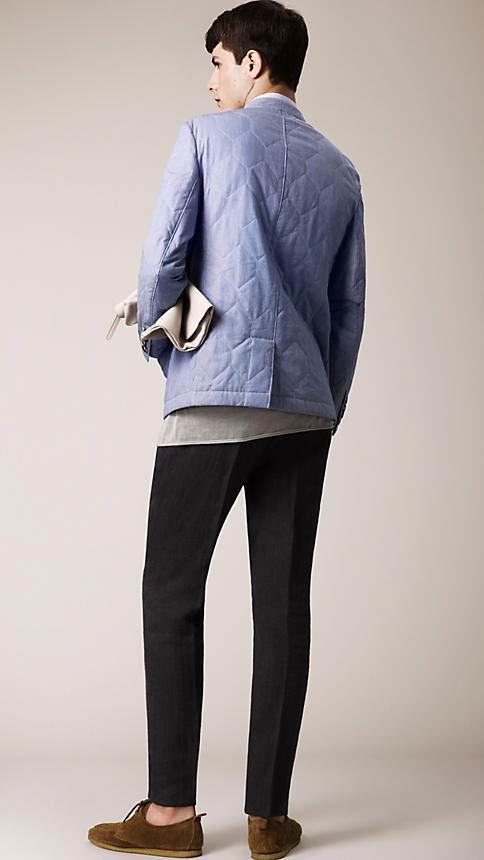 Burberry Prorsum - Spring Summer 2014 Collection for Men