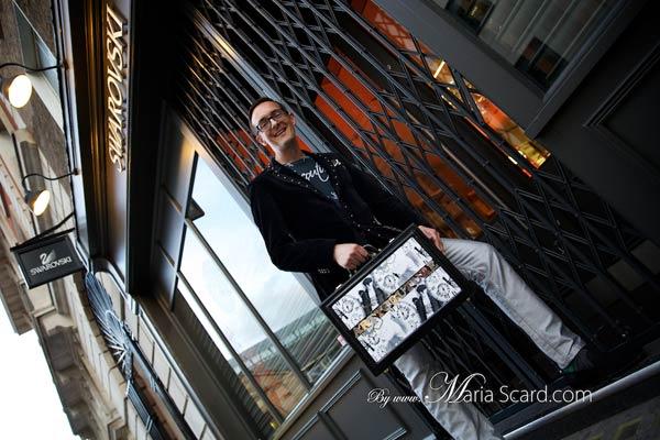 Darren Charman - London Collections men
