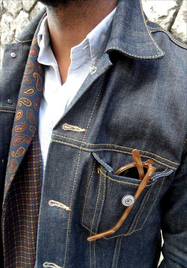 Denim-Jackets for Men 2013 Airport Fashion