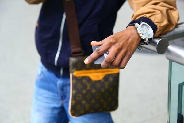 Louis Vuitton 2013 - Mansbag