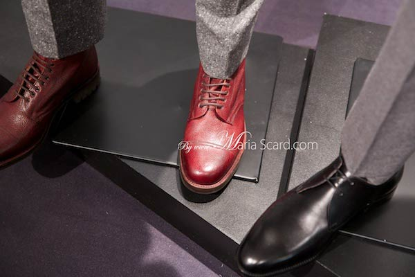 Marks & Spencer  Red Shoes London Collections Men