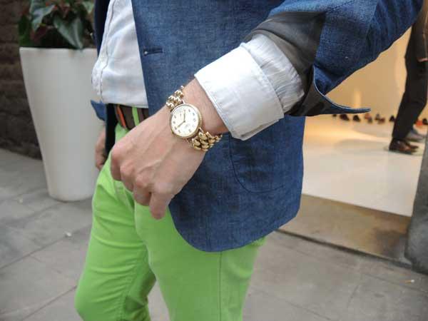 TWEEN - Linen suits 2013