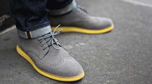 The Art Of Wearing Shoes Style Guide Men Style Fashion