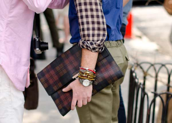 9834df647 Man Bags - 3 Top Styles To Clutch Onto - Men Style Fashion